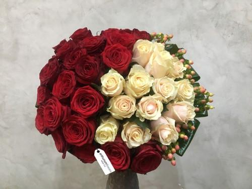 Buchet de flori Te Iubesc!