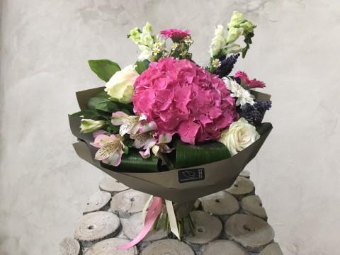 Buchet de flori Pretty Pink