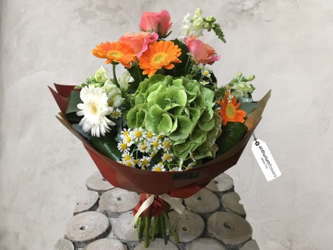 Buchet de flori Orange Splash