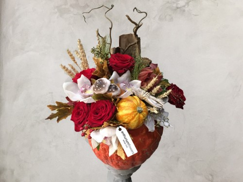 Aranjament floral Minunile Toamnei