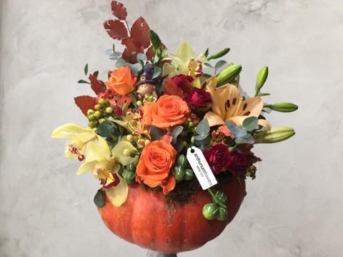 Aranjament floral Zile de Toamna