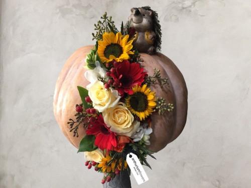 Aranjament floral Ganduri de Toamna
