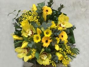 Buchet de flori Limoncello