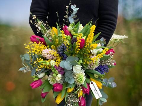 Buchet de flori Atingerea Primaverii