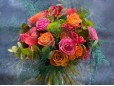 Buchet de flori - Flowers and Colors