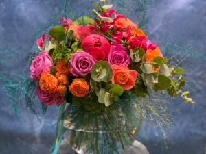 Buchet de flori - Flowers and Colors