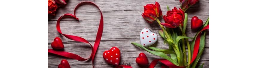 Flori pentru Sf. Valentin, aranjamente florale si buchete flori cu livrare in Constanta