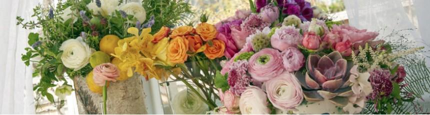 Buchete de flori mixte si aranjamente florale mixte cu livrare in Judetul Constanta.