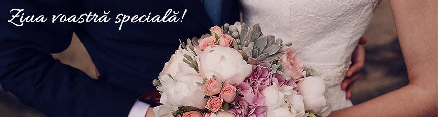 Flori pentru evenimente in Judetul Constanta.