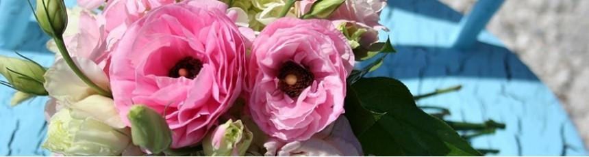 Lisianthus, buchete lisianthus  si aranjamente florale din lisianthus cu livrare in Judetul Constanta.