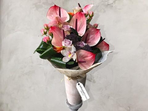 Buchet de flori Pink Beauty