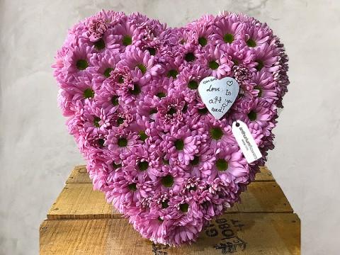 Aranjament floral  Blush