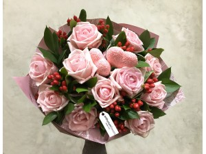 Buchet de flori Love is Sweet