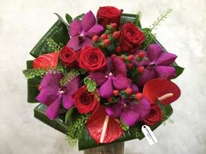 Buchet de flori Amour